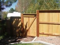 Custom Fence Installation